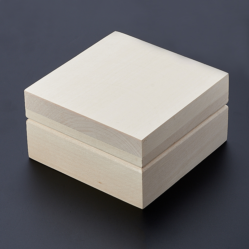 Шкатулка для хранения камней / украшений 10х10х5,4 см
