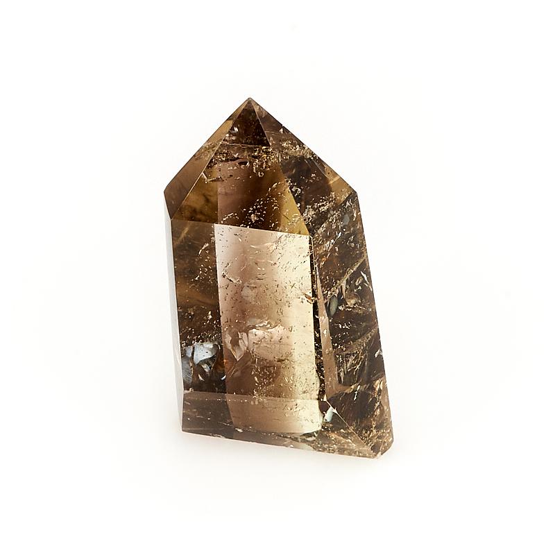 Кристалл цитрин с раухтопазом  XS