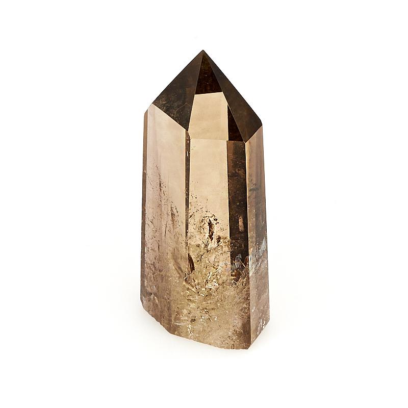 Кристалл цитрин с раухтопазом  S