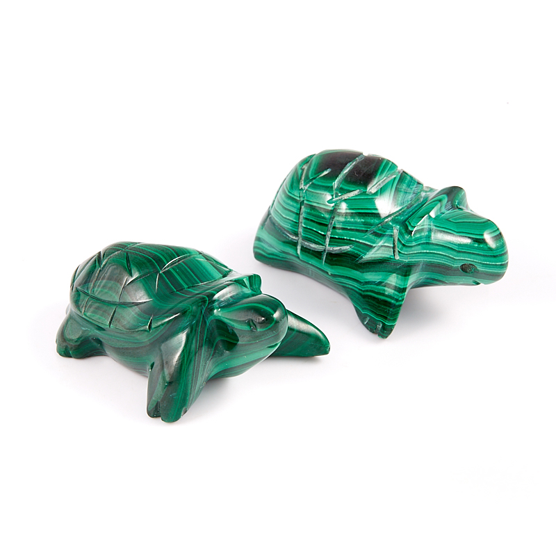 Черепаха малахит 3-,5 см