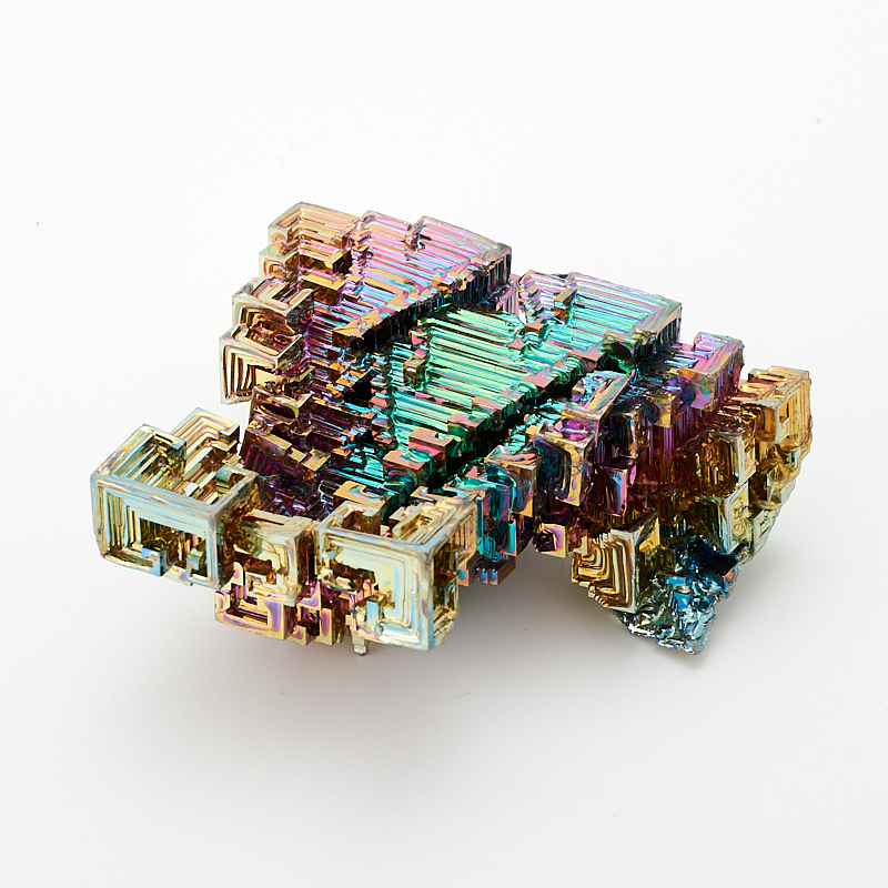 Кристалл висмут (лабораторный)  S