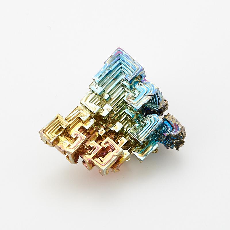Кристалл висмут (лабораторный)  XS