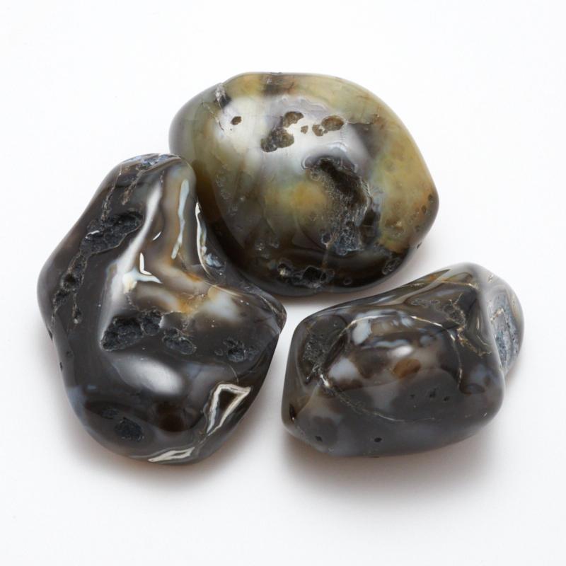 Агат  (3-4 см) 1 шт бусина агат шарик 4 мм огранка 1 шт