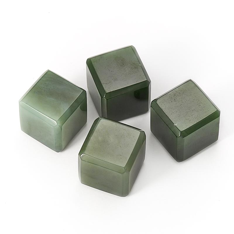 Куб для виски нефрит зеленый  2 см (1 шт) kyb 339262 kyb амортизатор