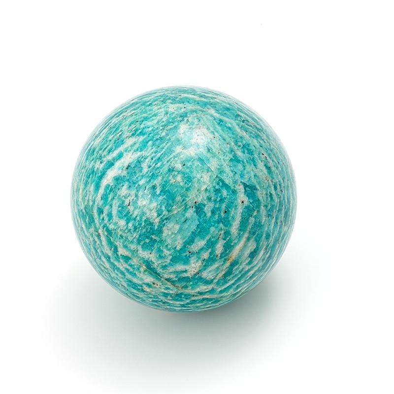 Шар амазонит  5 см кулон капля амазонит 4 5 5 см