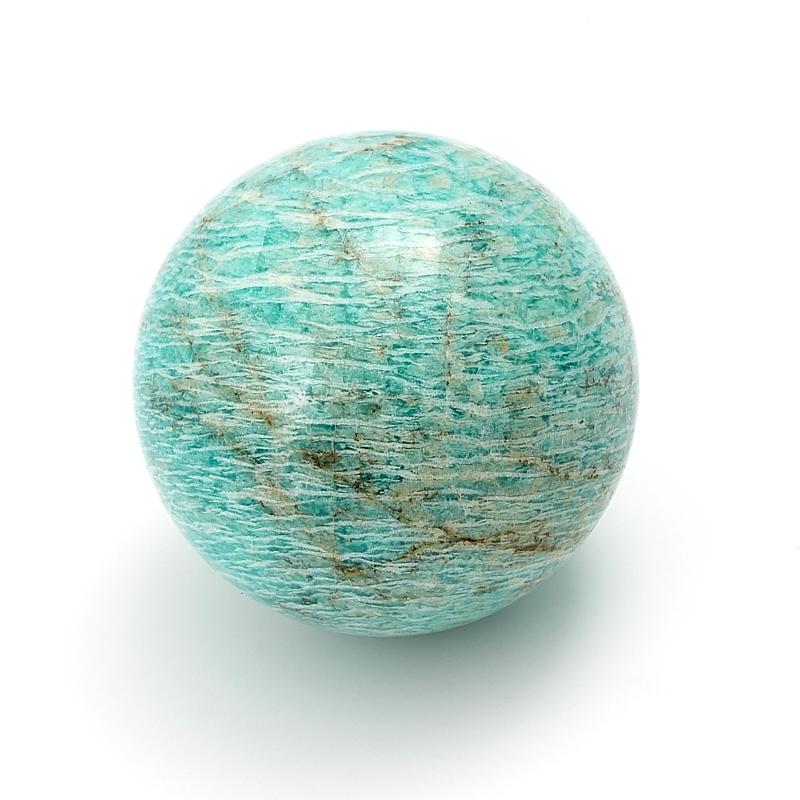 Шар амазонит  5 см