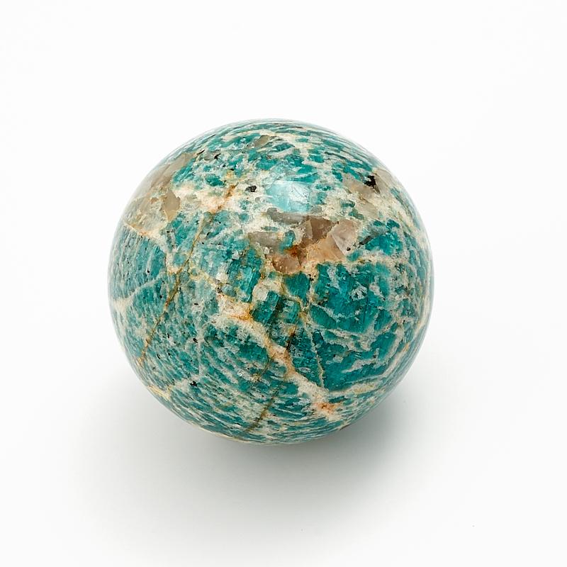 Шар амазонит 5 см шар амазонит 6 см