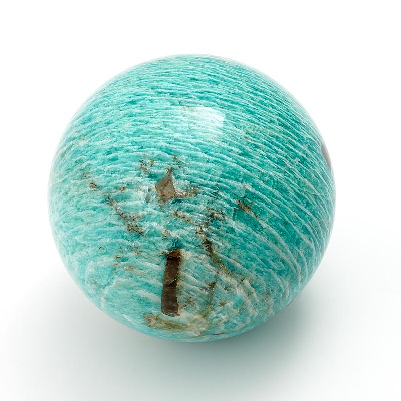Шар амазонит  6 см