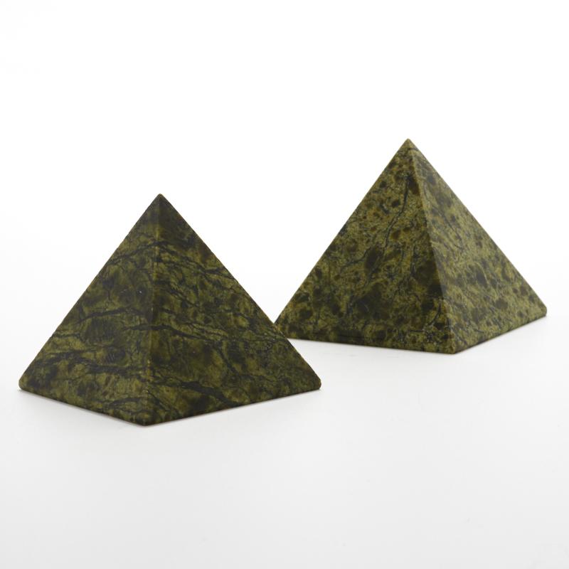 Пирамида змеевик  5 см пирамида шунгит лечебный 2 5 3 см