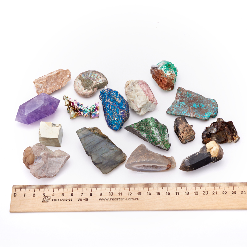Эксклюзивная коллекция камней и минералов от Минерал Маркет