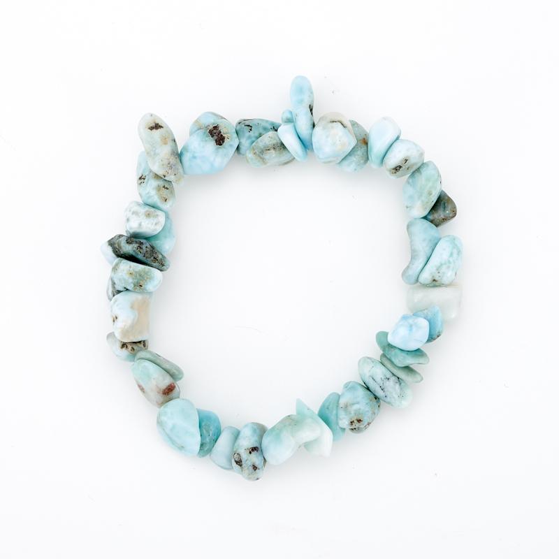 Браслет ларимар нская Республика 16 cм от Mineralmarket