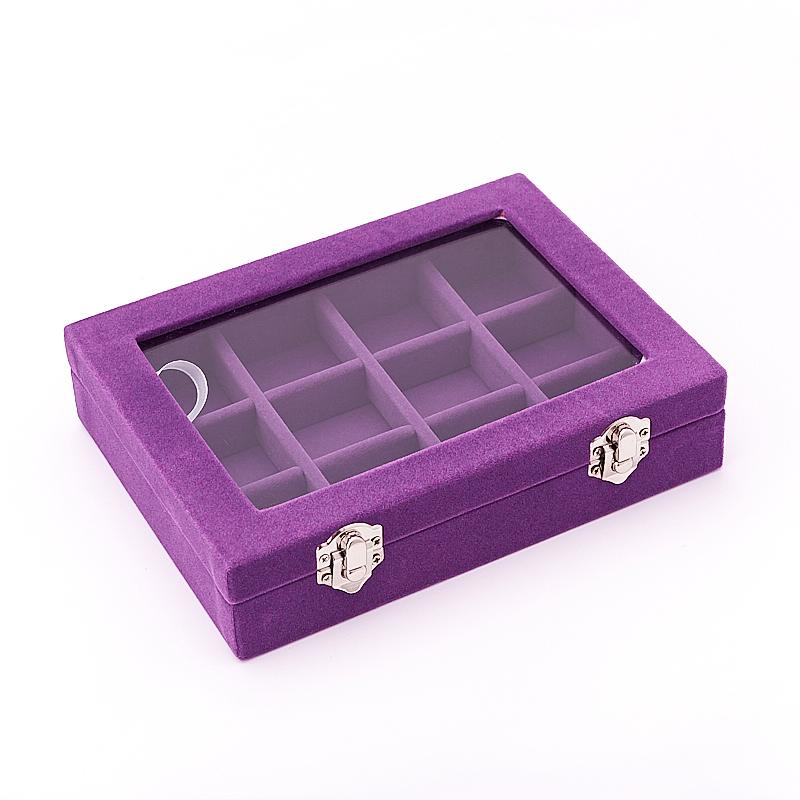 Коробка для коллекции камней (12 ячеек) пластик 1050ml сова обед коробка бенто еда безопасный пластик еда пикник контейнер портативная коробка