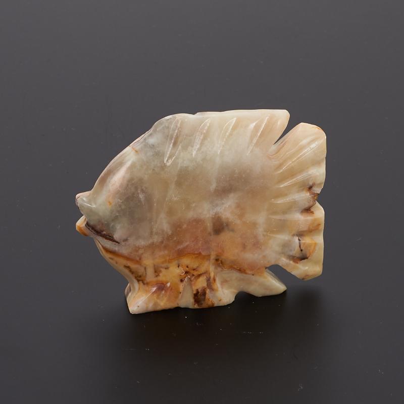 Рыба оникс мраморный 8 см дельфин оникс мраморный 8х13 см