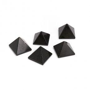 Пирамида шунгит лечебный Россия 2,5 см