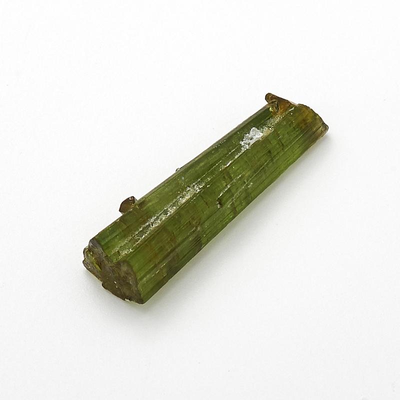 Кристалл турмалин зеленый (верделит)  XXS кабошон турмалин зеленый верделит 9 11 мм