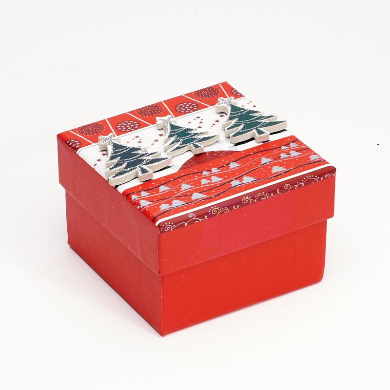 Подарочная упаковка 85х85х65 мм