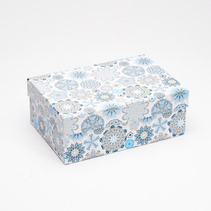 Подарочная упаковка 215х145х80 мм