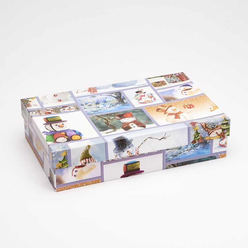 Подарочная упаковка универсальная 295х185х70 мм подарочная упаковка универсальная 155х105х55 мм