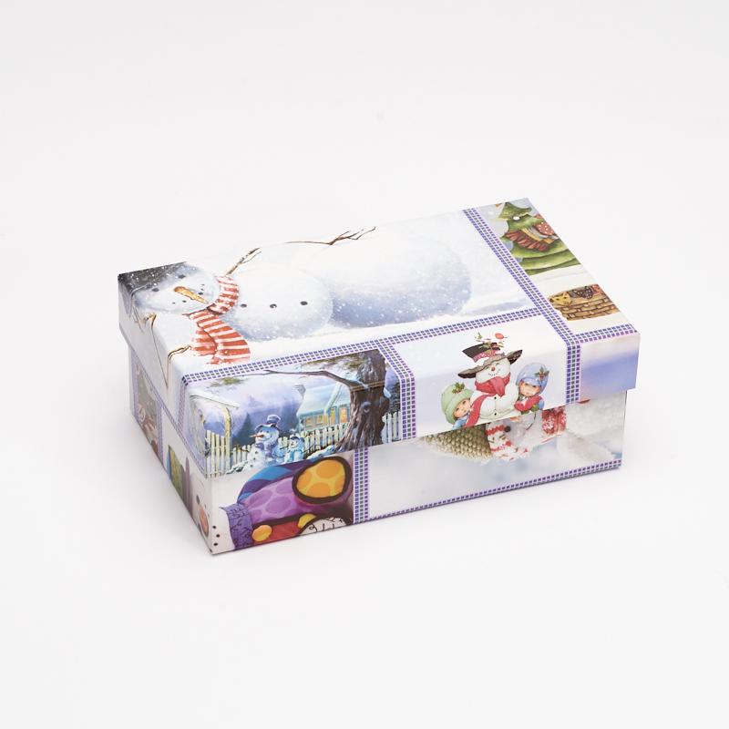 Подарочная упаковка 140х85х50 мм