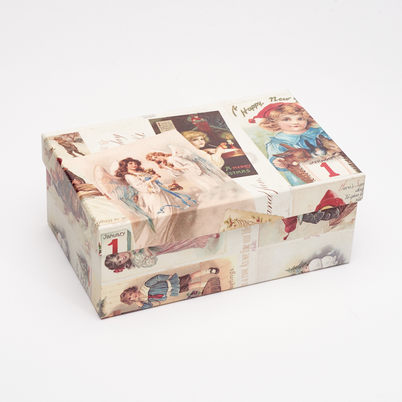 Подарочная упаковка 180х115х70 мм