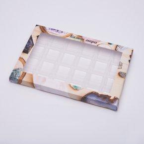 Коробка для коллекции камней (24 ячейки) картон