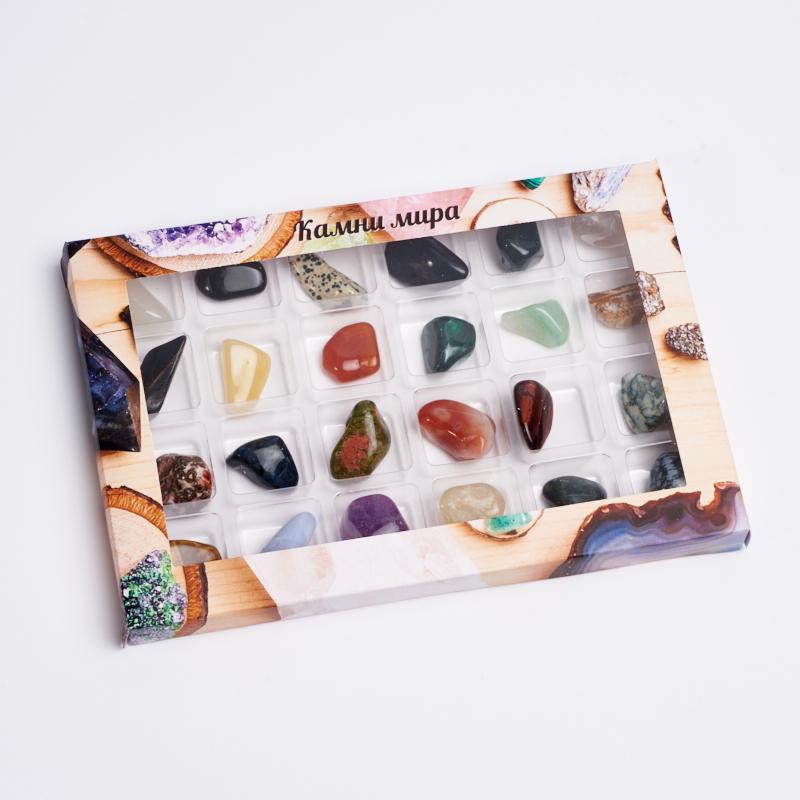 Коллекция камней и минералов №4 (2-3 см)
