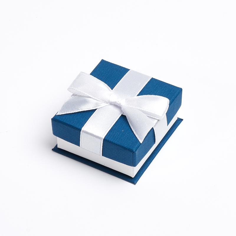 Подарочная упаковка под кольцо/серьги 55х50х25 мм цена 2017