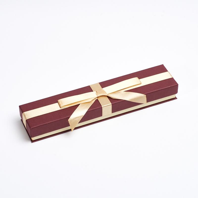 Подарочная упаковка под цепь/браслет 205х45х25 мм