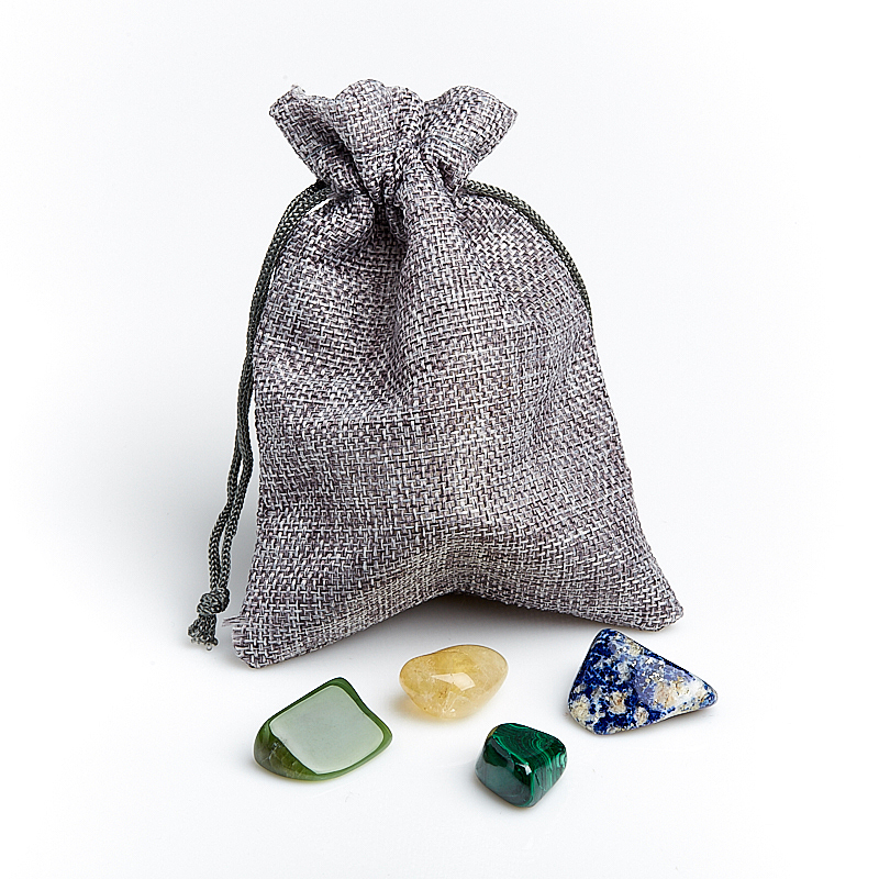 Набор камней Финансовое благополучие