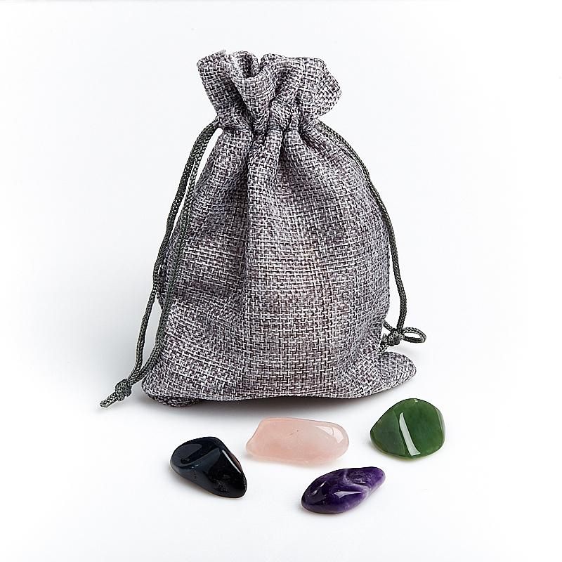 Набор камней Водолей