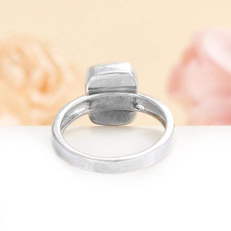 Кольцо бирюза США (серебро 925 пр.) размер 15,5