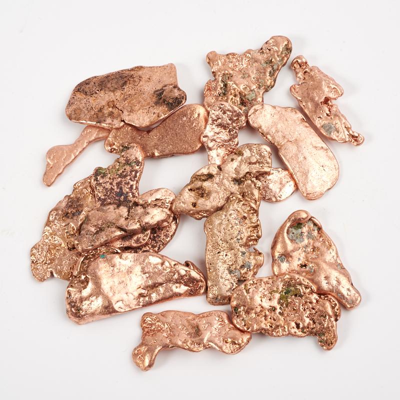 Образец медь самородная  4-5 см (1 шт)