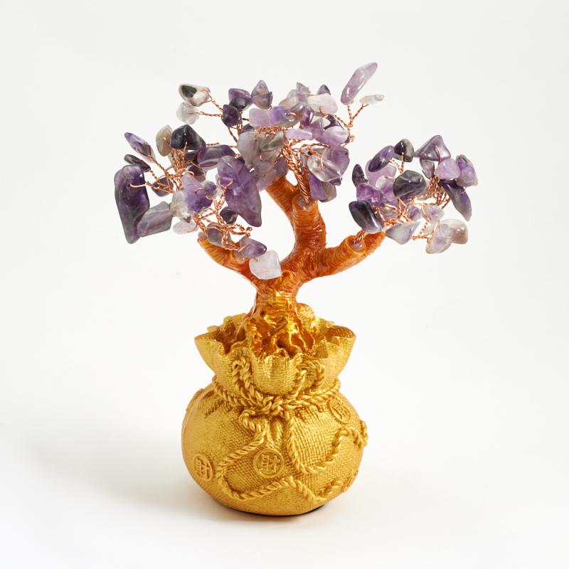 Дерево счастья аметист  18 см от Mineralmarket