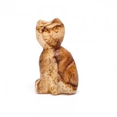 Котик яшма рисунчатая Намибия 3 см