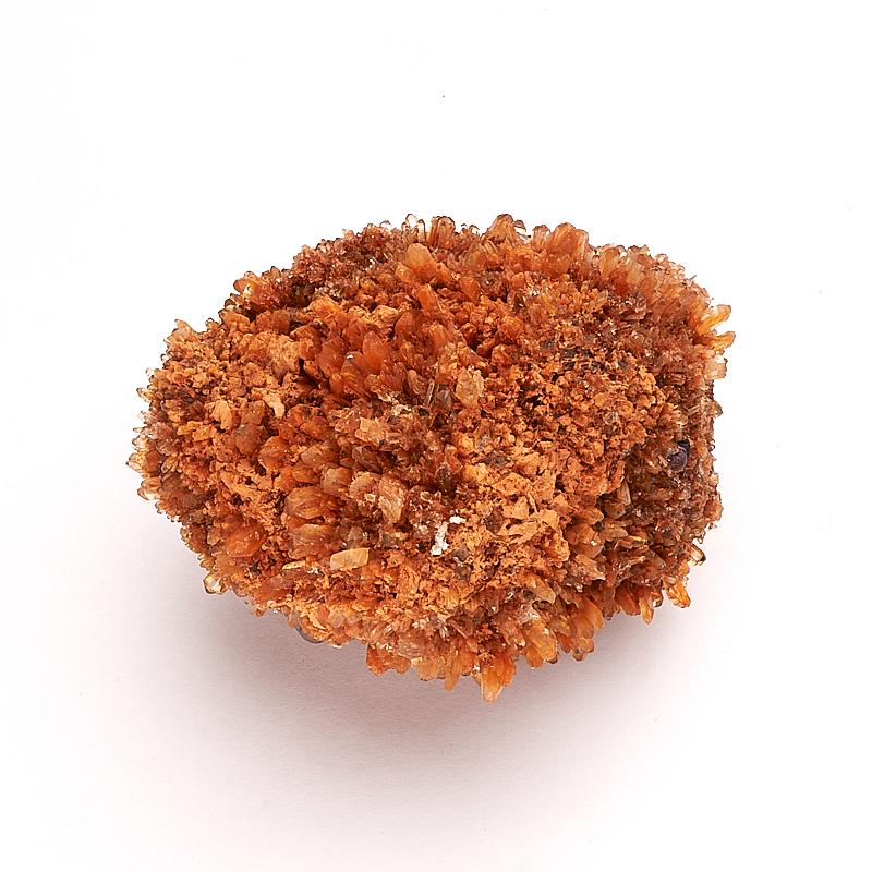 Друза арагонит оранжевый  S