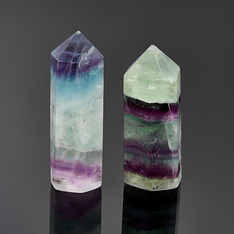 Кристалл флюорит  (3-4 см) 1 шт