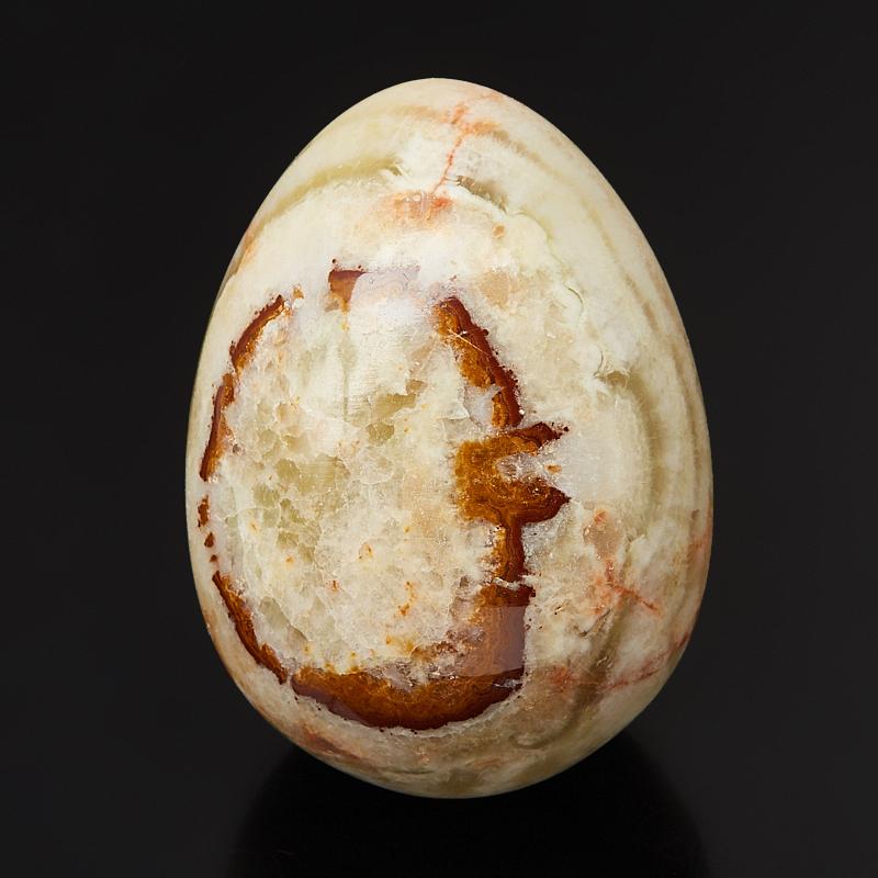 Яйцо оникс мраморный Пакистан 7 см