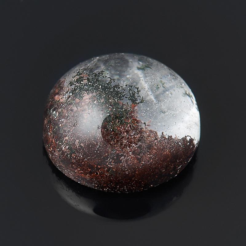 Кабошон кварц 10 мм