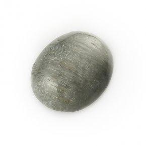 Кабошон кошачий глаз (кварцевый) ЮАР 15*20 мм