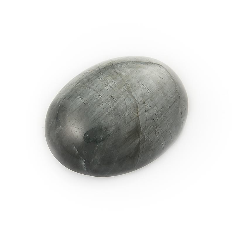 Кабошон кошачий глаз (кварцевый)  15*20 мм кабошон малахит 8 15 мм