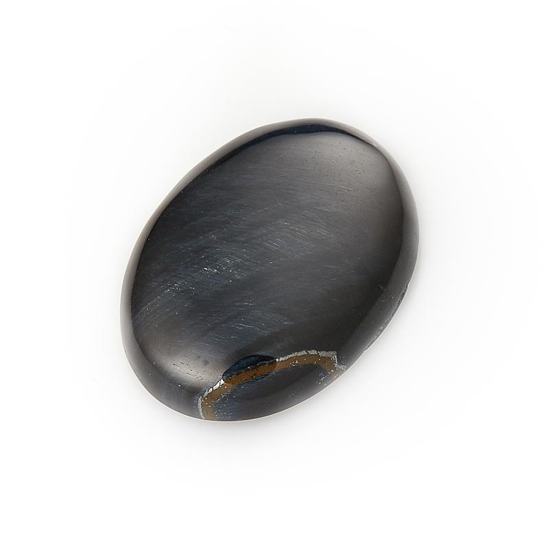 Кабошон соколиный глаз  18*25 мм кабошон соколиный глаз 12 16 мм