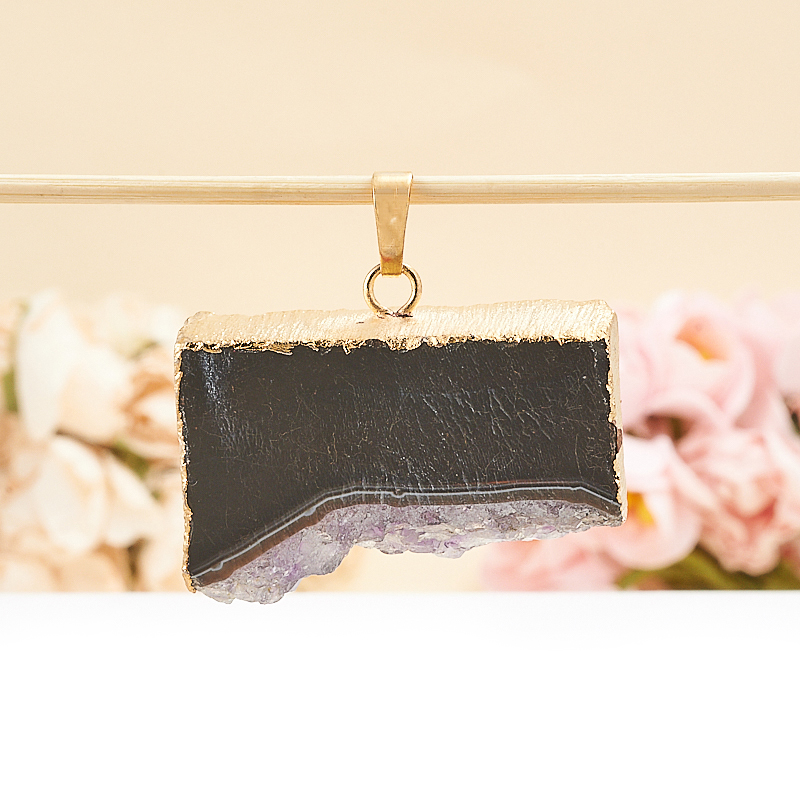 Кулон срез аметист 4-5 см brand designer large capacity ladies brown black beige casual tote shoulder bag handbags for women lady female bolsa feminina page 4