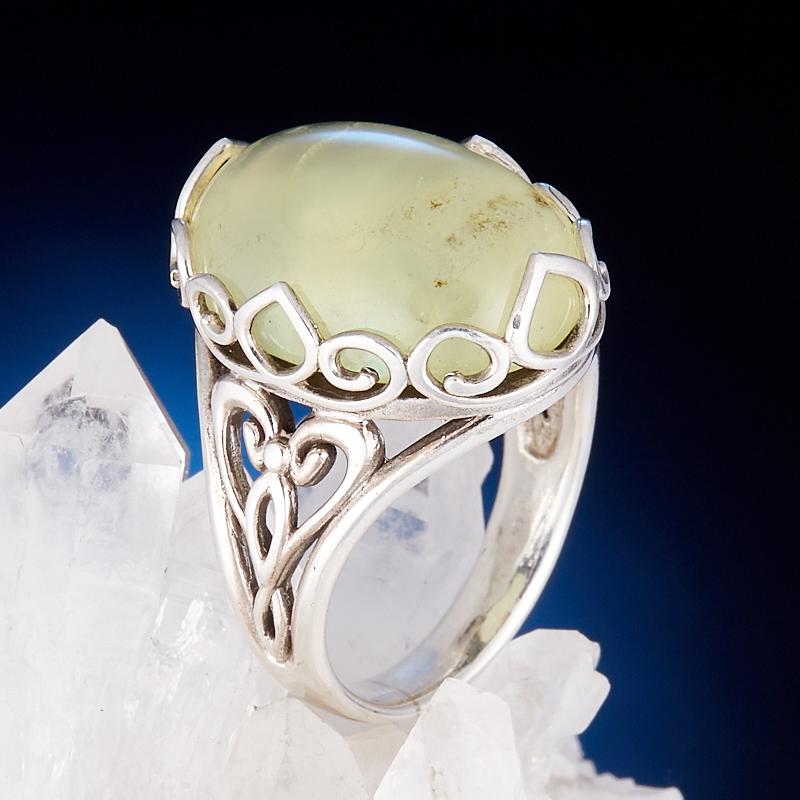 Кольцо пренит  (серебро 925 пр.) размер 18,5 кольцо авантюрин зеленый серебро 925 пр размер 18