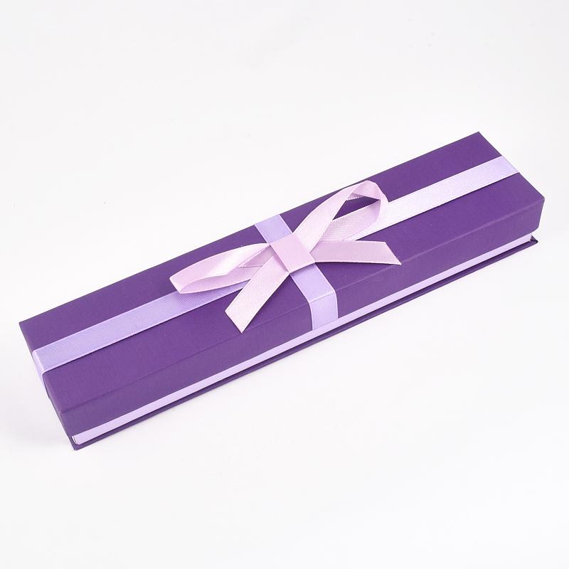 Подарочная упаковка под цепь/браслет 204х55х30 мм
