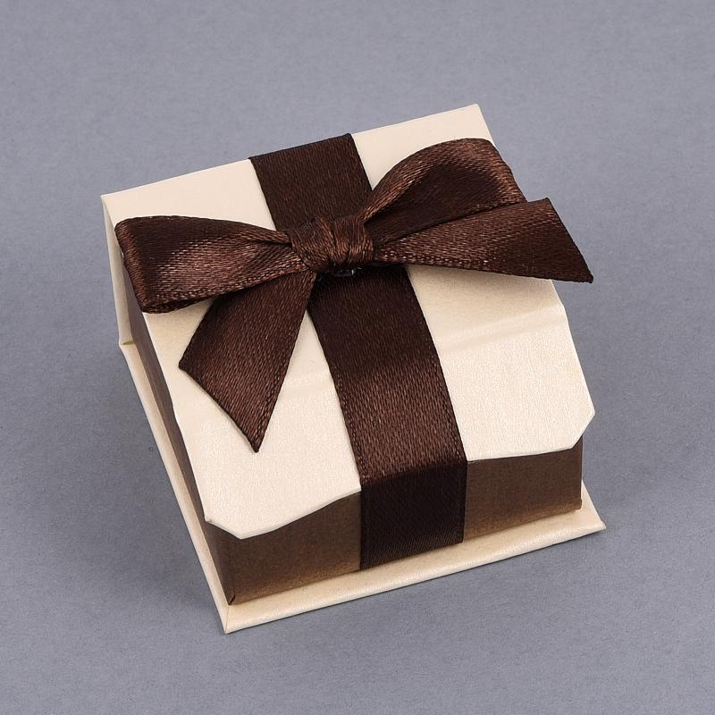 Подарочная упаковка под серьги 50х50х30 мм