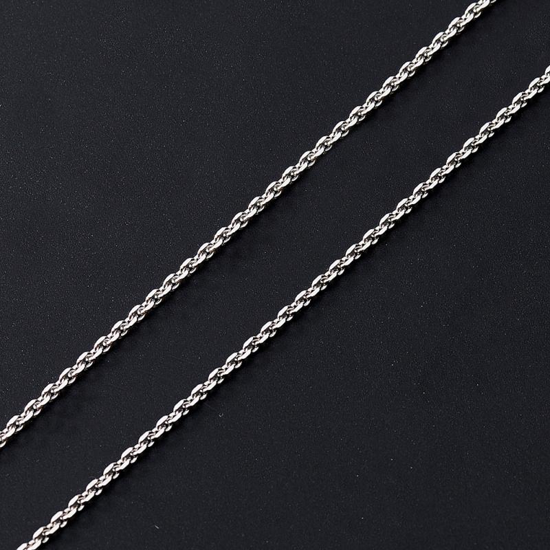 Цепь полновесная якорь 60 см  (серебро 925 пр.) браслет цепь moonlight vsbc267 925