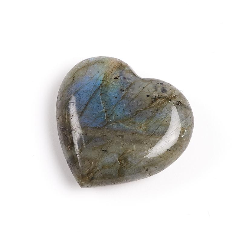 Сердечко лабрадор 2-2,5 см