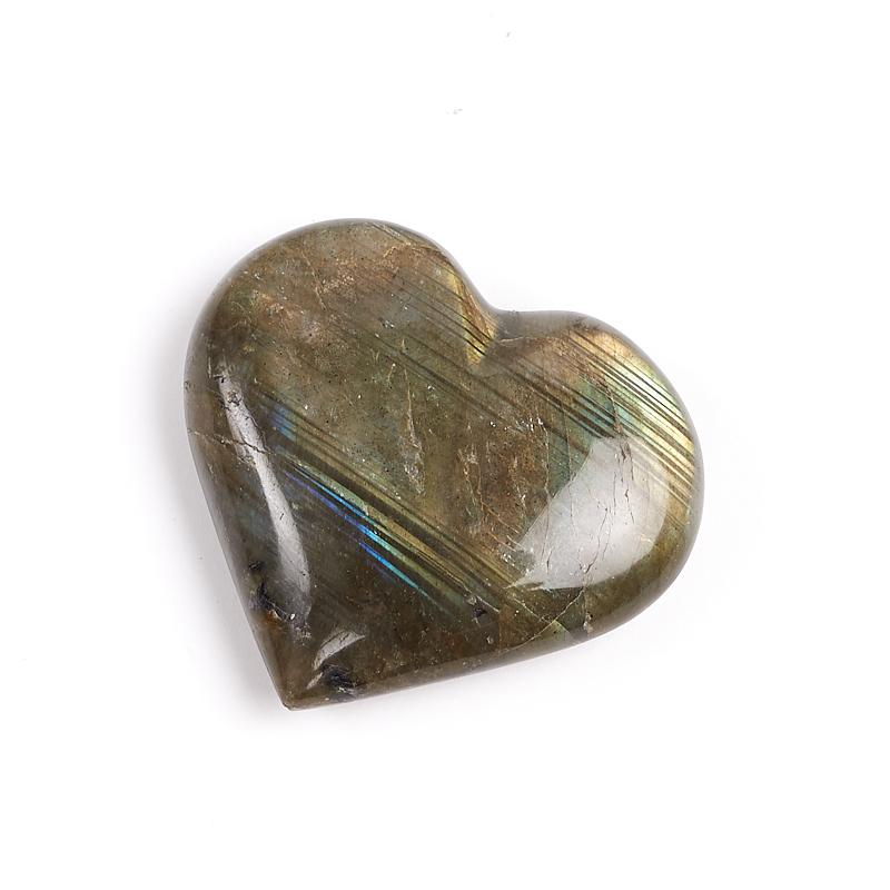 Сердечко лабрадор 3,5 см сердечко лабрадор 2 5 3 см
