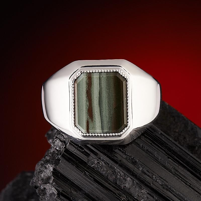 Кольцо яшма  (серебро 925 пр.) размер 21 кольцо авантюрин зеленый серебро 925 пр размер 18