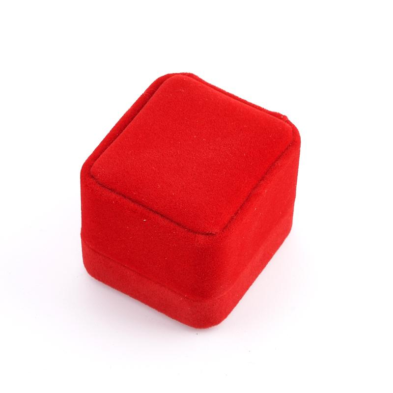 Подарочная упаковка под кольцо 50х45х45 мм